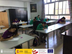 "PFAE GJ – ""El Taller de Mercedes"" | Examen final: Personalizaciones en prendas de vestir"