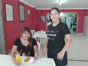 Evento con familiares – PIIIL Main Café