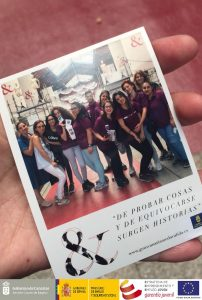 "Gran Canaria Fashion & Friends – PFAE GJ ""El Taller de Mercedes"""