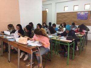 El PIIIL Bellísim@ (Peluquería y Estética) trabajando a pleno rendimiento