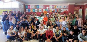 """Reencuentro de """"La Gran Familia CEMAIN"""""""