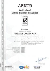 La Fundación apostando por la Calidad