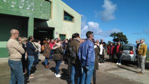 Encuentro de los Proyectos Integra en La Palma