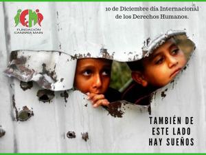 Fundación Canaria Main también lucha por los derechos humanos