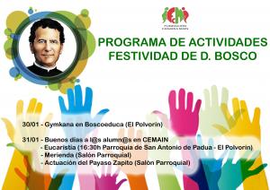 Celebrando con Don Bosco