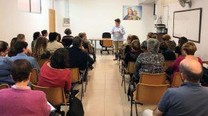 Presentación del Plan Estratégico de Salesianas