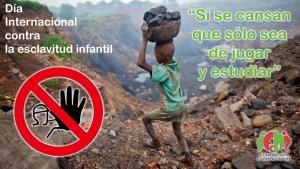 Día Internacional contra la esclavitud infantil