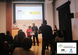 Firma de convenio con Fundación La Caja de Canarias y Bankia