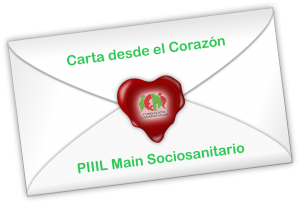 Carta desde el corazón de un alumno del PIIIL Main Sociosanitario