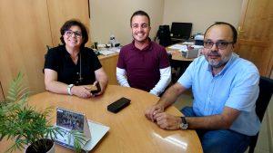 Director General de Juventud del Gobierno de Canarias en FCM