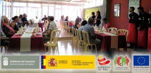 Almuerzo Solidario para Proyecto Almogarén