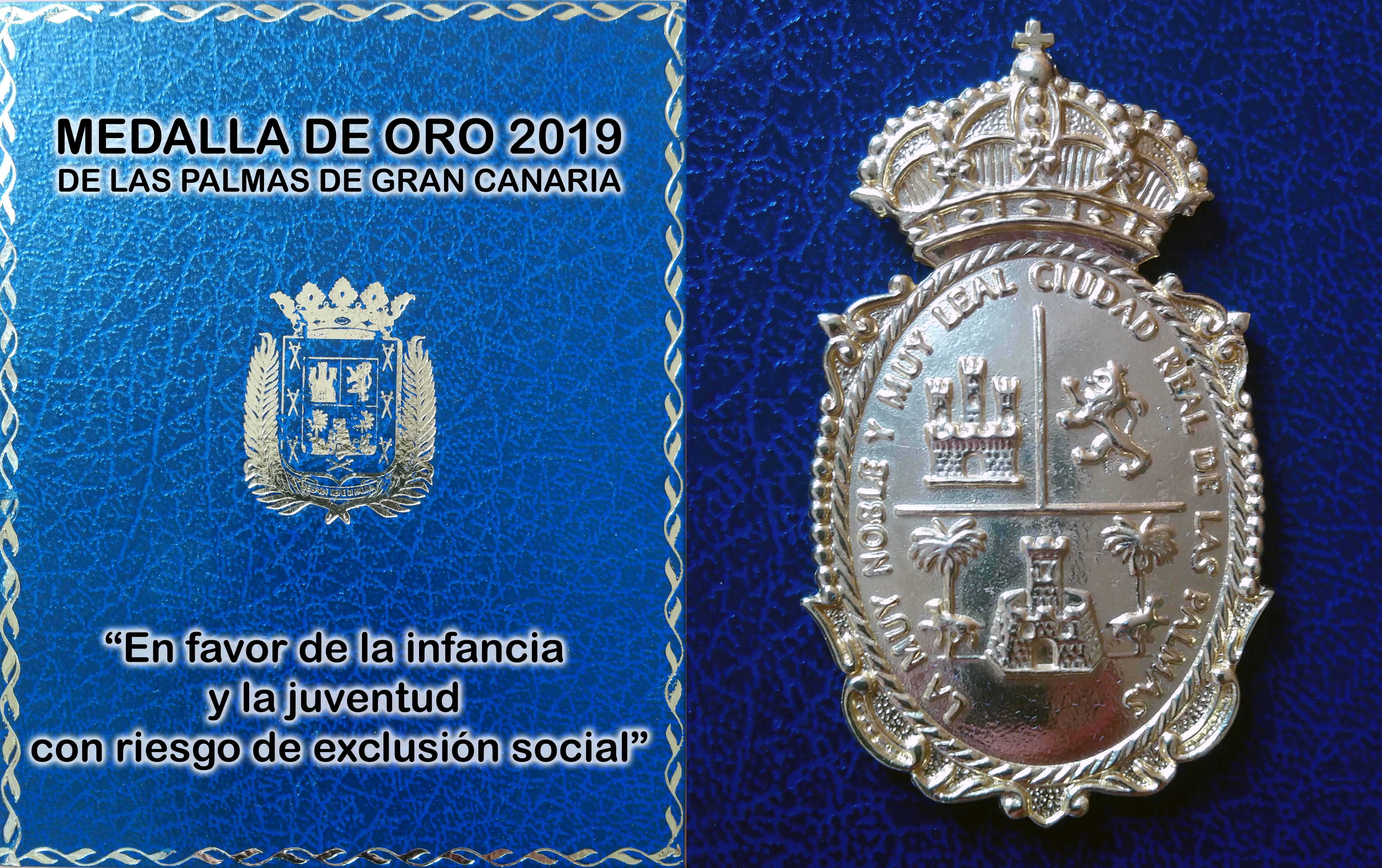Medalla de Oro 2019 de Las Palmas de Gran Canaria