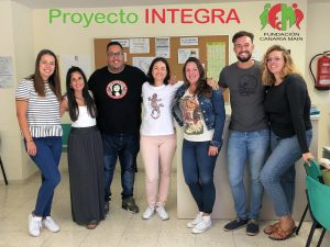 El Equipo del Proyecto INTEGRA