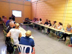 Talleres de Educación para la Salud en Proyecto INTEGRA