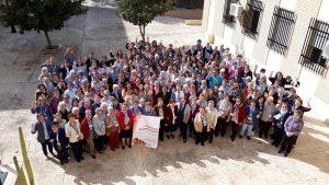 Formando parte del I Capítulo Inspectorial de Salesianas España