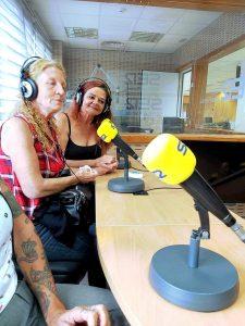 Taller de Radio Social a través de la Red Anagos y ESPN-España con Proyecto Integra