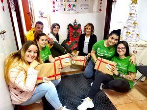 ¡La Alegría de la Navidad llega a CEMAIN! de manos del PIIIL Main Sociosanitario