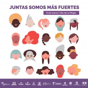 """En las Plataformas Sociales Salesianas y Fundación Canaria Main, """"Juntas somos más Fuertes"""""""