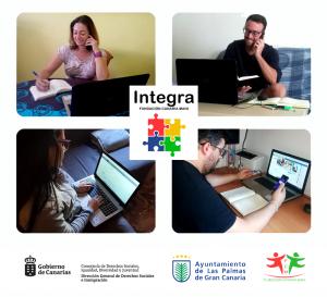 El Proyecto INTEGRA no lo para este virus!!!