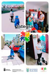 Proyecto Integra junto a l@s más vulnerables