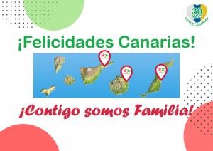 ¡Feliz Día de Canarias!