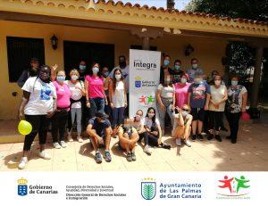 Jornada lúdica de despedida en Proyecto INTEGRA