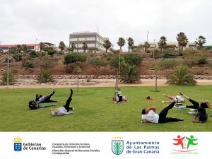 Sesión de Hábitos Saludables con Proyecto INTEGRA