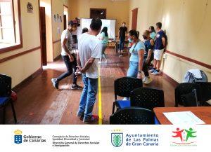 «Taller sobre Derechos y Deberes Fundamentales» en Proyecto INTEGRA