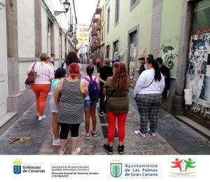 Ruta con D. Benito Pérez Galdós y Proyecto INTEGRA