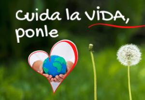 «Cuida la Vida, ponle Corazón»
