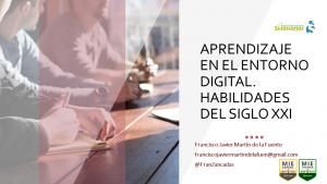 Formación On-line «Aprendizaje en el entorno digital. Habilidades del siglo XXI»